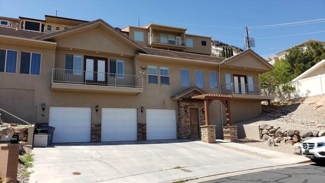52 S 660 W, St George, UT 84770 (MLS #21-221128) :: eXp Realty