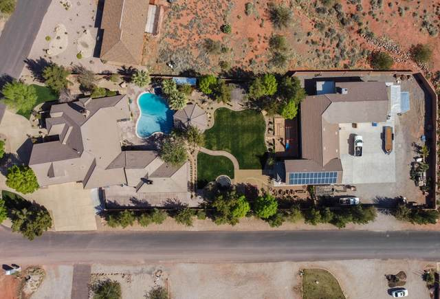 147 Otra Dr, Ivins, UT 84738 (MLS #21-221586) :: Hamilton Homes of Red Rock Real Estate & ERA Brokers Consolidated