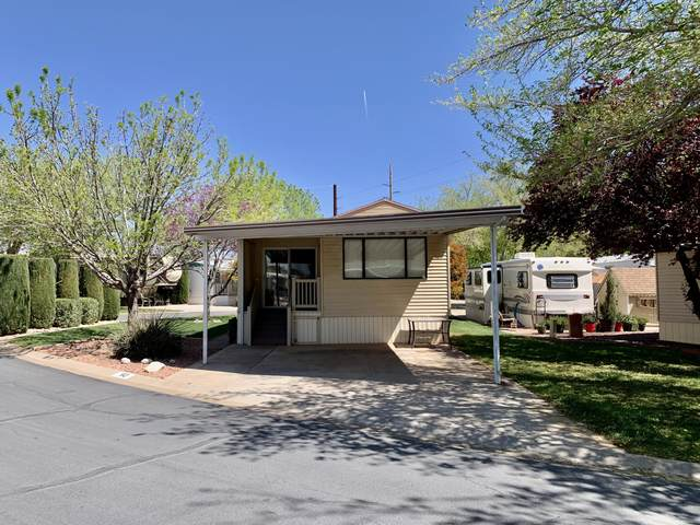 1160 E Telegraph #92, Washington, UT 84780 (MLS #21-221640) :: Hamilton Homes of Red Rock Real Estate & ERA Brokers Consolidated