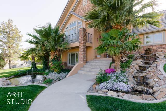 1238 S Cholla Cir, Toquerville, UT 84774 (MLS #21-221760) :: The Real Estate Collective