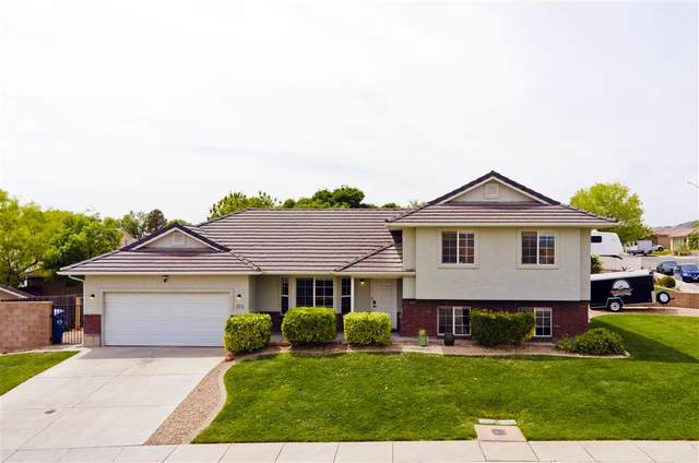 373 N 2900 E, St George, UT 84790 (MLS #21-221895) :: Sycamore Lane Realty Co.
