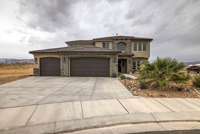 1510 Sunshine Cir, St George, UT 84790 (MLS #21-222052) :: Sycamore Lane Realty Co.