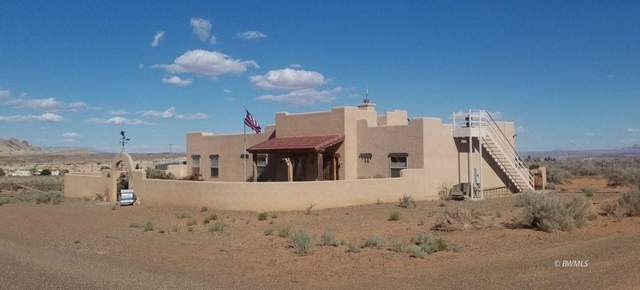 1070 E American Way, Big Water, UT 84741 (MLS #21-222054) :: The Real Estate Collective