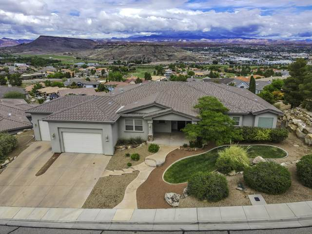 2323 S Southgate Hills Dr, St George, UT 84770 (MLS #21-222155) :: Diamond Group