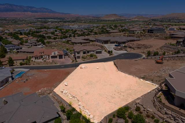 1520 S Cir #14, St George, UT 84790 (MLS #21-222211) :: Sycamore Lane Realty Co.