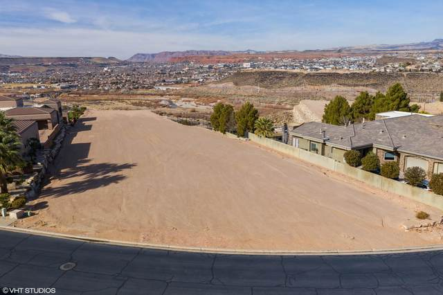 512 Cliff Point Dr #512, St George, UT 84790 (MLS #21-222256) :: Selldixie