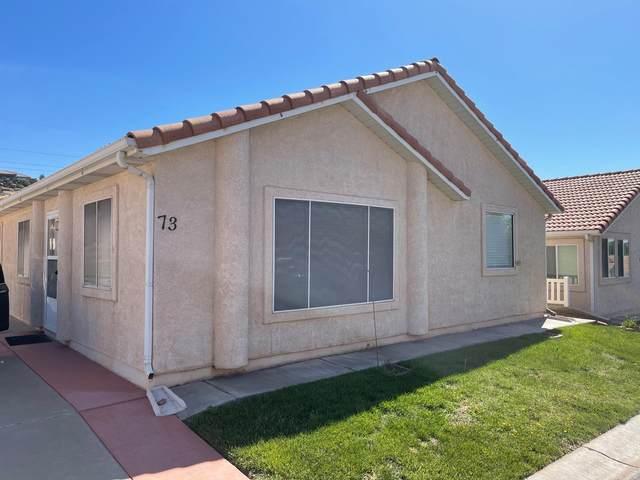 504 E Telegraph #73, Washington, UT 84780 (MLS #21-222261) :: The Real Estate Collective