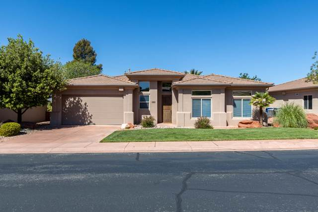 1591 N Sonoran Dr, St George, UT 84770 (MLS #21-222269) :: Red Stone Realty Team