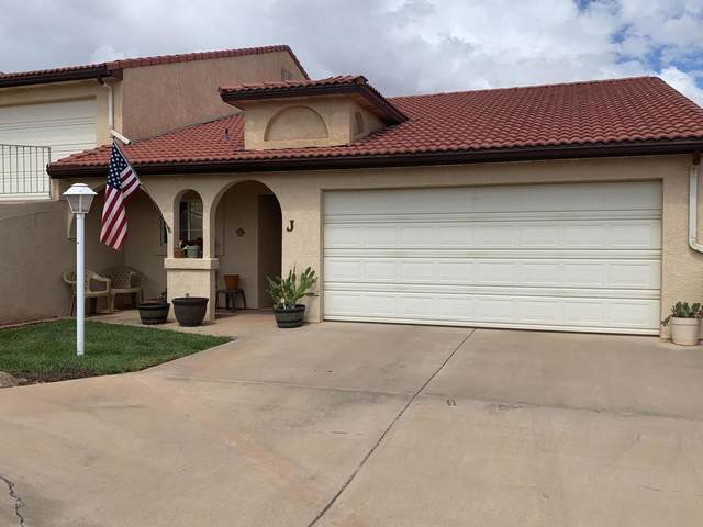 250 S Donlee Dr #J, St George, UT 84770 (MLS #21-222323) :: Red Stone Realty Team