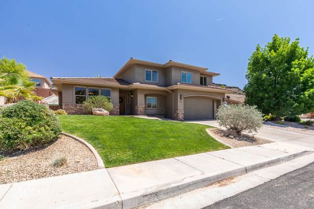 45 S 1300 W, St George, UT 84770 (MLS #21-222383) :: The Real Estate Collective