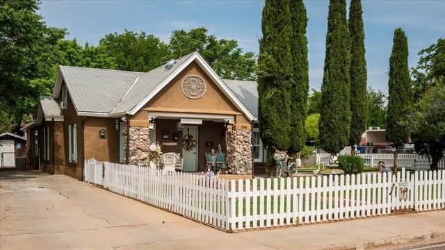 306 S 100 W, St George, UT 84770 (MLS #21-222791) :: Kirkland Real Estate | Red Rock Real Estate