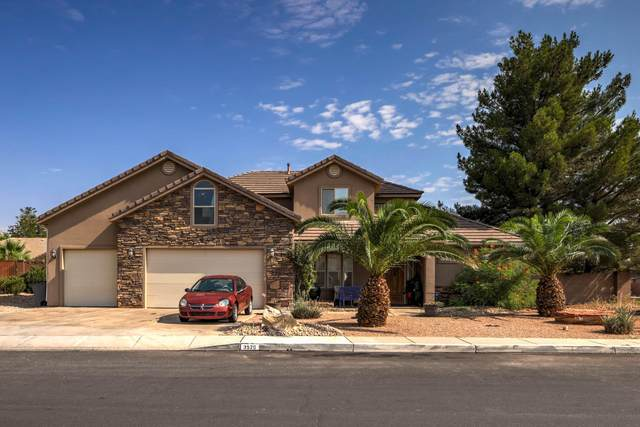 3520 Sagebrush Dr, Santa Clara, UT 84765 (MLS #21-223030) :: The Real Estate Collective