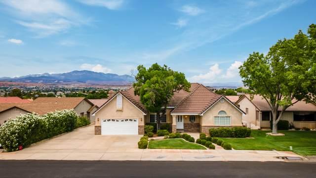 813 Harrison Dr, St George, UT 84790 (MLS #21-223201) :: Kirkland Real Estate | Red Rock Real Estate