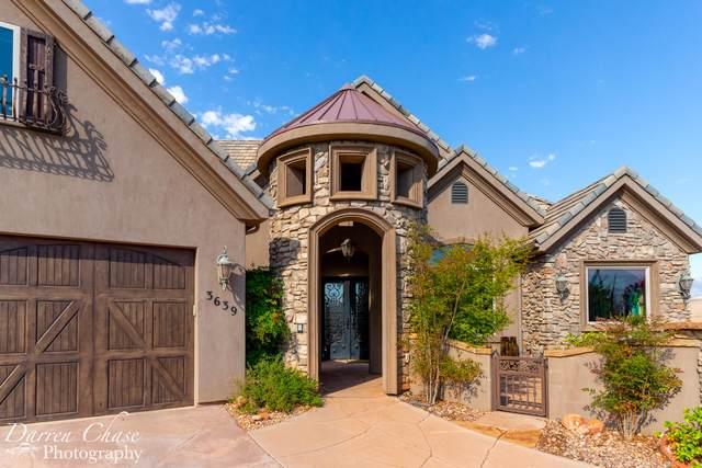 3639 Mountain View Cir, Santa Clara, UT 84765 (MLS #21-223389) :: Red Stone Realty Team