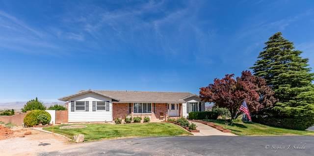 3020 S Sweetgum Cir, St George, UT 84790 (MLS #21-223406) :: Kirkland Real Estate | Red Rock Real Estate