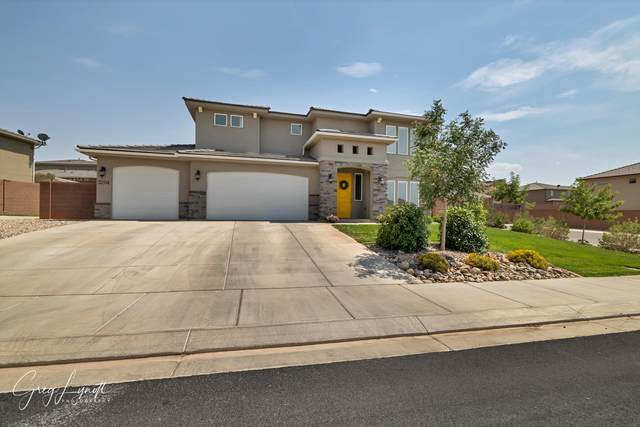 3204 Tanoak Dr, St George, UT 84790 (MLS #21-223611) :: Sycamore Lane Realty Co.