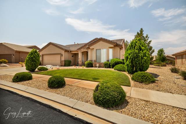 1737 W Sunkissed Dr, St George, UT 84790 (MLS #21-223792) :: Red Stone Realty Team