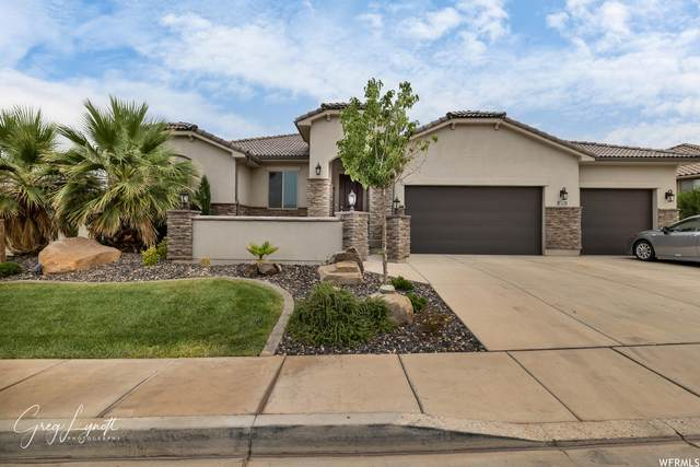 271 E Barcelona, St George, UT 84790 (MLS #21-223826) :: Hamilton Homes of Red Rock Real Estate & ERA Brokers Consolidated