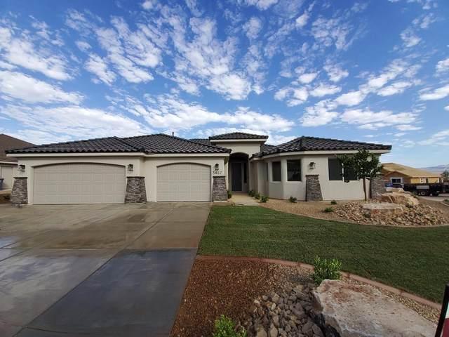 3467 E Crimson Ridge Dr, St George, UT 84790 (MLS #21-223888) :: Hamilton Homes of Red Rock Real Estate & ERA Brokers Consolidated