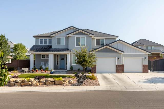 3085 E 3150 S, St George, UT 84790 (MLS #21-224365) :: Hamilton Homes of Red Rock Real Estate & ERA Brokers Consolidated