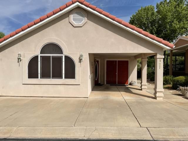 127 Overlook Ln, Harrisburg, UT 84737 (MLS #21-224535) :: Hamilton Homes of Red Rock Real Estate & ERA Brokers Consolidated