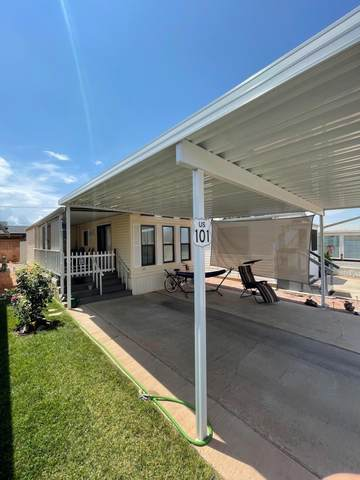 1225 N Dixie Downs Rd #101, St George, UT 84770 (MLS #21-224581) :: Red Stone Realty Team