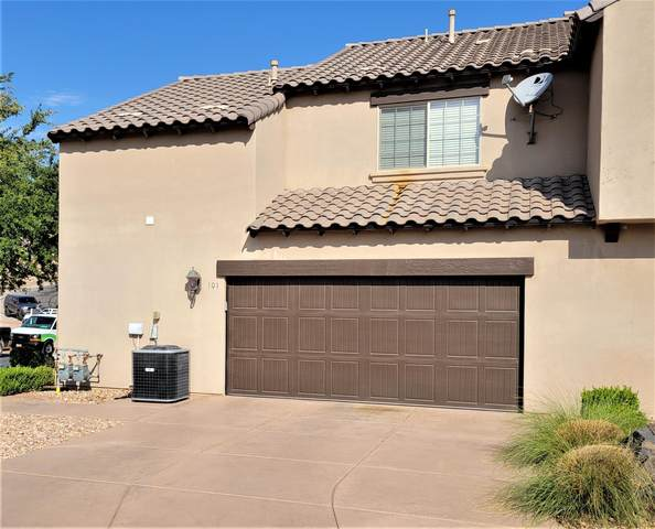 1055 W Province Way #101, St George, UT 84770 (MLS #21-224636) :: The Real Estate Collective