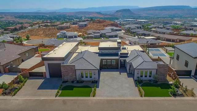 52 N Cliffside, Washington, UT 84780 (MLS #21-224642) :: The Real Estate Collective