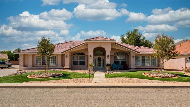 968 Lizzie Ln, St George, UT 84790 (MLS #21-224693) :: The Real Estate Collective
