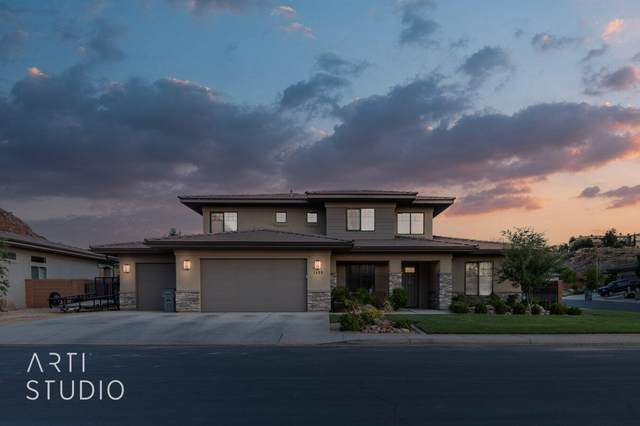 1498 E Dihedral Dr, St George, UT 84790 (MLS #21-225212) :: Selldixie