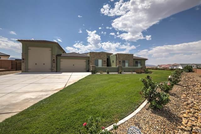 6312 S Rialto, St George, UT 84790 (MLS #21-225511) :: Kirkland Real Estate | Red Rock Real Estate