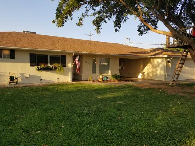 1420 W 100 N, Hurricane, UT 84737 (MLS #21-225902) :: The Real Estate Collective