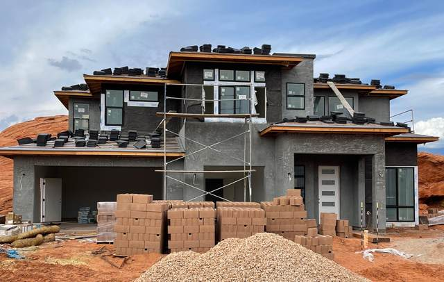 2880 S 3750 W, Hurricane, UT 84737 (MLS #21-225980) :: The Real Estate Collective