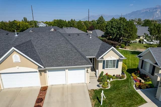 11817 Cottage Side Way B-16, Draper, UT 84020 (MLS #21-226001) :: Diamond Group