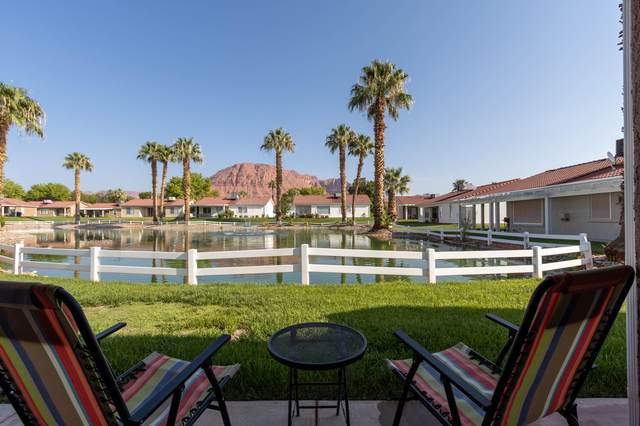 465 E Dominguez Dr, Ivins, UT 84738 (MLS #21-226047) :: The Real Estate Collective