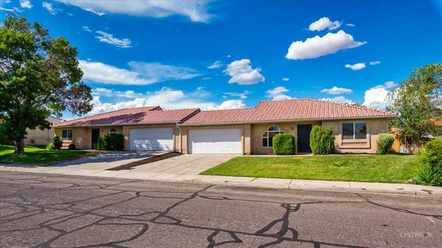 2631 E 610 N & 2643 E 610 N, St George, UT 84790 (MLS #21-226073) :: Hamilton Homes of Red Rock Real Estate & ERA Brokers Consolidated