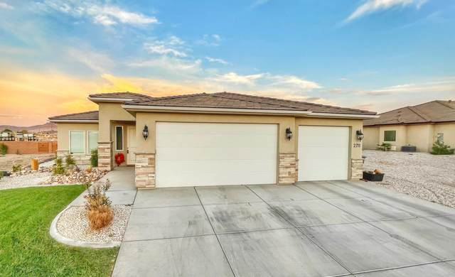 2711 S 3210 E, St George, UT 84790 (MLS #21-226520) :: The Real Estate Collective