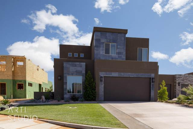 3219 S Dyami View, Hurricane, UT 84737 (MLS #21-226552) :: The Real Estate Collective