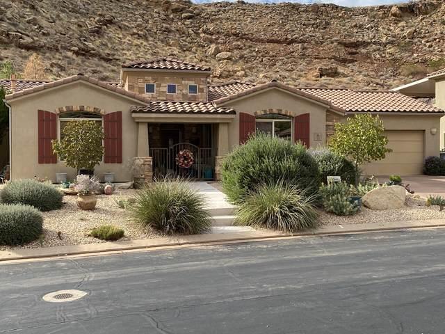 1140 E Fort Pierce Dr #35, St George, UT 84790 (MLS #21-226800) :: Kirkland Real Estate | Red Rock Real Estate