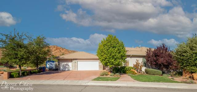 1166 W Birchwood Dr, Washington, UT 84780 (MLS #21-226833) :: The Real Estate Collective