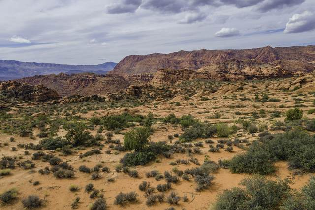 Lot 114 Setting Sun Ln, St George, UT 84770 (MLS #21-226930) :: The Real Estate Collective
