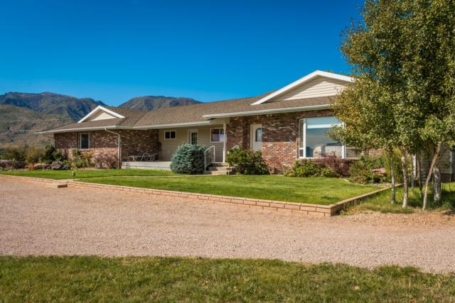 445 Harmony Dr, New Harmony, UT 84757 (MLS #17-188517) :: Team SURGE @ KW St. George