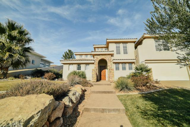 1294 W Bloomington Dr S, St George, UT 84790 (MLS #18-190411) :: The Real Estate Collective