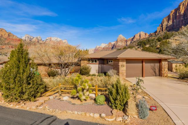 101 Canyon Cove, Springdale, UT 84767 (MLS #18-191182) :: Remax First Realty