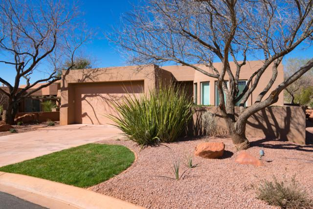 2255 N Tuweap Dr #43, St George, UT 84770 (MLS #18-191742) :: The Real Estate Collective