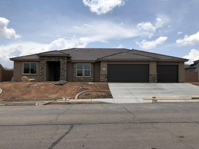 LOT 8 W Courtyard Dr, St George, UT 84790 (MLS #18-192223) :: Red Stone Realty Team