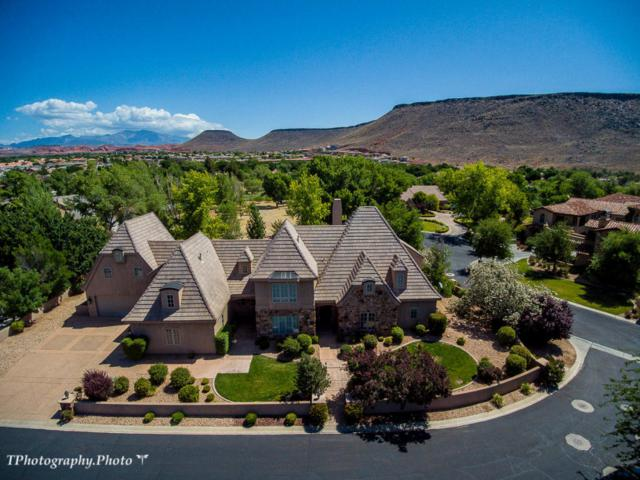 1548 W Woods Views Ln, St George, UT 84770 (MLS #18-194564) :: The Real Estate Collective