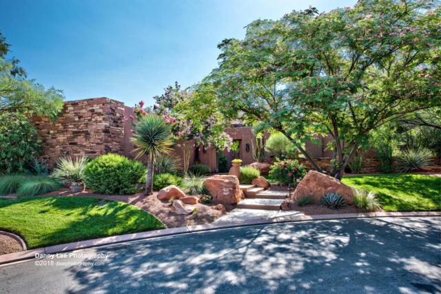 3052 N Snow Canyon #123, St George, UT 84770 (MLS #18-195342) :: The Real Estate Collective