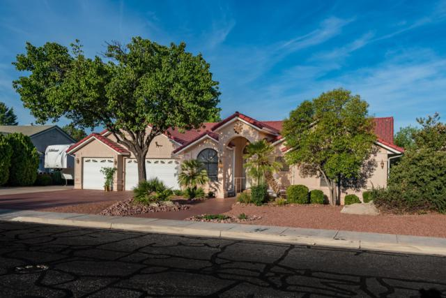 693 Northstar Dr, St George, UT 84770 (MLS #18-195975) :: Remax First Realty