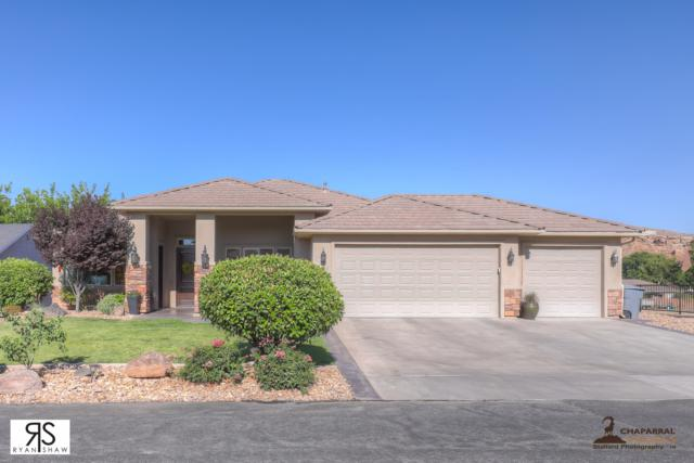 2914 Ebony Cir, St George, UT 84790 (MLS #18-196532) :: The Real Estate Collective